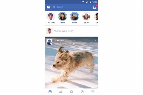 "Facebook ya ha incorporado ""Stories"" al igual que Instagram y SnapChat"