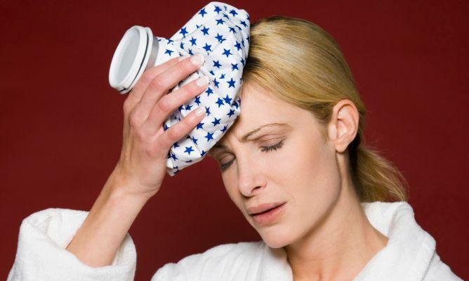 5 remedios caseros para controlar el dolor de cabeza