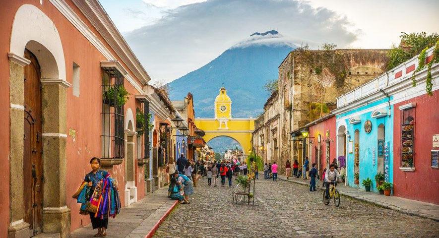 5 de los mejores lugares para visitar en Guatemala
