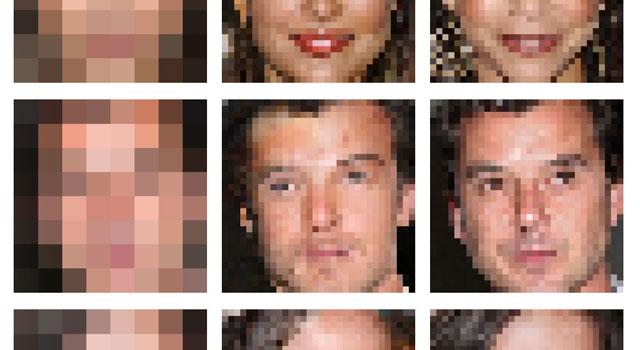 Pixel Recursive Super Resolution, un proyecto de Google para mejorar la calidad de las imágenes pixeladas
