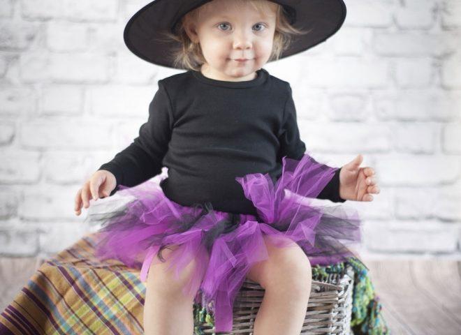 Recomendaciones básicas al momento de elegir un disfraz para tu hijo en Halloween
