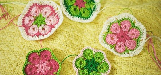 Características principales del tejido crochet