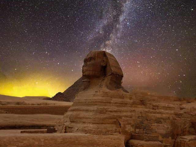 El antiguo Egipto en series y películas