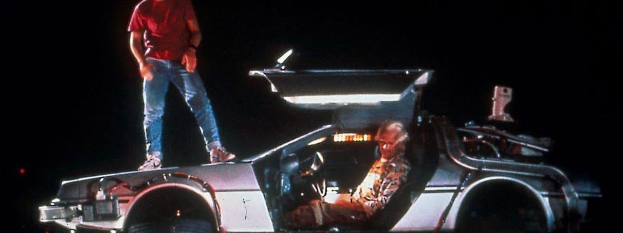 Back to the Future, una película de culto de viajes en el tiempo